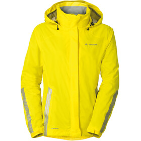 VAUDE Luminum Jacket Dam canary